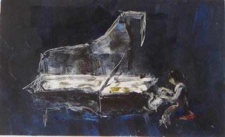 Aki Takase - Monotypi - 2010 - Privat ägo
