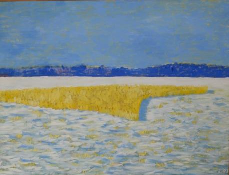 Roxen, olja, 1997, privat ägo