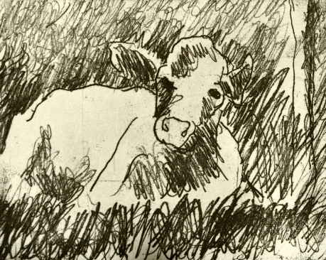 Kalven, mjukgrundsetsning, 2011